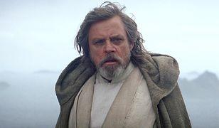 """Mark Hamill powrócił do roli Luke'a Skywalkera w filmie """"Ostatni Jedi"""""""