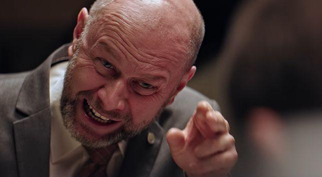 """Kim jest aktor grający ministra wojny w """"Uchu Prezesa""""? """"Nasz serial spełnia funkcję wentyla bezpieczeństwa. Ludzie bardzo tego teraz potrzebują"""""""