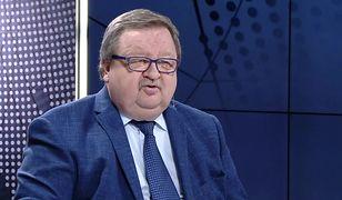"""""""Lewandowski jak Boniek"""". Kręcina ocenia reprezentację"""
