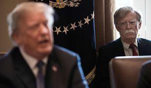 John Bolton zemści się na Donaldzie Trumpie?