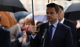 Rafał Trzaskowski kandyduje na prezydenta