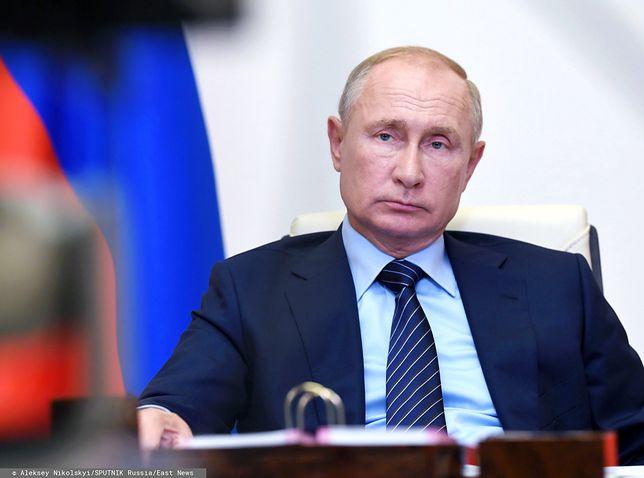 Władimir Putin niedawno chwalił rosyjskich naukowców