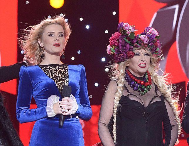 Halina Mlynkova i Maryla Rodowicz nie raz dzieliły scenę