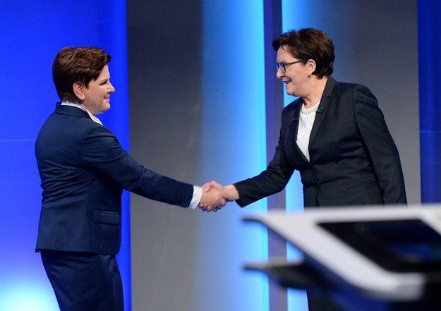 Sondaż: debata Kopacz-Szydło zakończyła się remisem