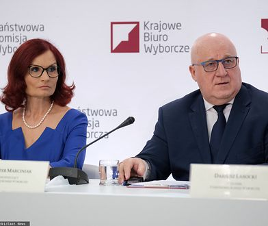 Wybory prezydenckie 2020. Państwowa Komisja Wyborcza przekazała najnowsze dane