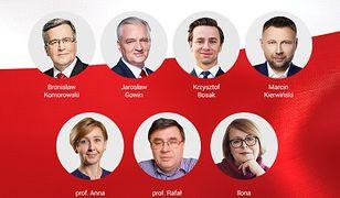 """Wyniki wyborów 2020. """"Poranek powyborczy"""" w Wirtualnej Polsce"""