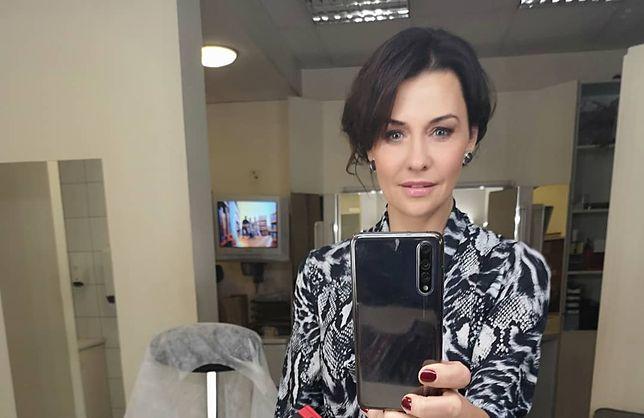 Anna Popek przyznaje, że wypadek samochodowy zmienił jej życie