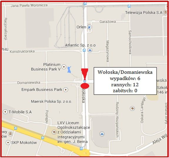 To najgorsze skrzyżowanie w Warszawie!
