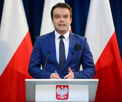 Rafał Bochenek o minister Streżyńskiej: nie ma decyzji ws. dymisji