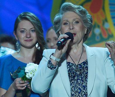 Irena Santor potrafi wzruszać do łez tym, jak wykonuje utwory