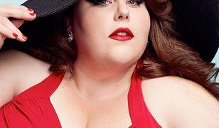 """Chrissy Metz w """"Harper's Bazaar"""""""