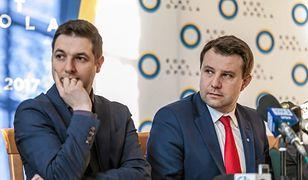 Patryk Jaki i Arkadiusz Wiśniewski