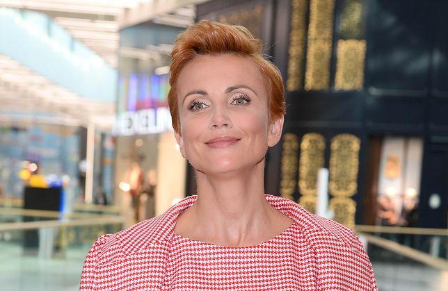 Halloween 2019. Katarzyna Zielińska swoim przebraniem wystraszyła internautów