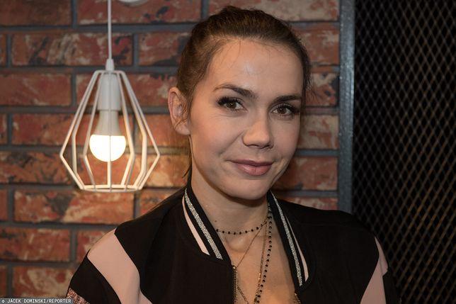 Olga Bołądź wyjechała na zasłużone wakacje