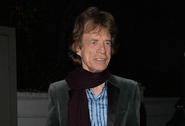 Mick Jagger przeszedł operację serca. Teraz dochodzi do siebie