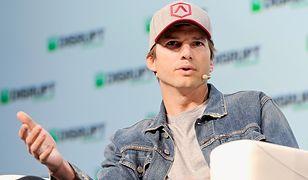Ashton Kutcher stracił 300 tys. dolarów na nieudanym żarcie