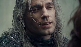 W tytułową rolę Wiedźmina wcielił się Henry Cavill