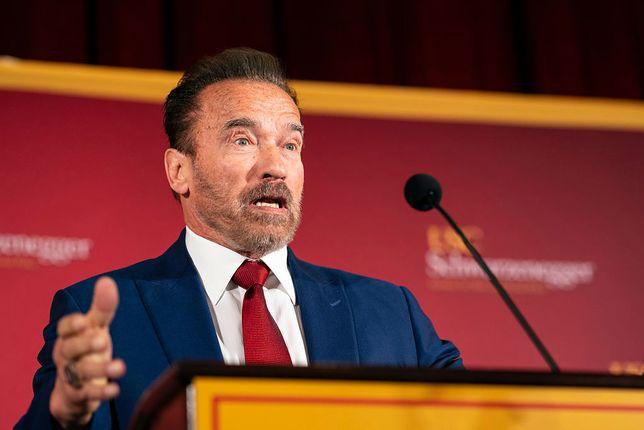 Arnold Schwarzenegger wspiera walkę z koronawirusem