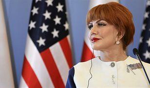 """Ambasador USA do Beaty Mazurek: """"Szerzy pani kłamstwo. Powinna się pani wstydzić"""""""