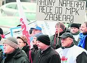 Związkowcy z MPK grożą strajkiem na Euro 2012