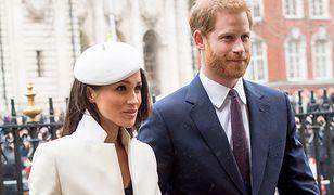 Meghan Markle i książę Harry uczcili rocznicę