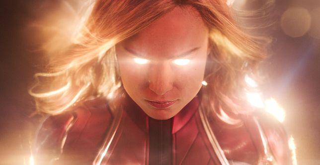 """""""Avengers: Koniec gry"""": Kapitan Marvel ma tajną moc? Załóżcie słuchawki"""