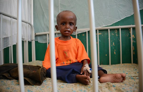 ONZ: 20 milionom ludzi grozi śmierć głodowa