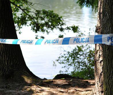 18-letni ratownik utonął w jeziorze w Nowym Dębcu
