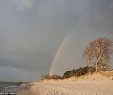Mielno: Na plaży znaleziono trzy pociski z czasów II Wojny Światowej