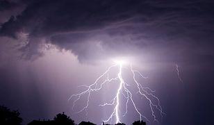Podczas burz może powiać 50 km/h