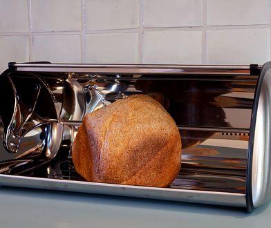Chlebak to siedlisko zarazków.