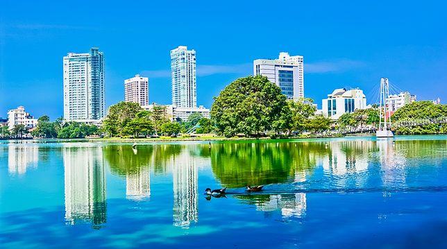 Sri Lanka – Kolombo. Nie patrząc wstecz