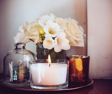 Mały drobiazg może wytworzyć ciepłą atmosferę w mieszkaniu