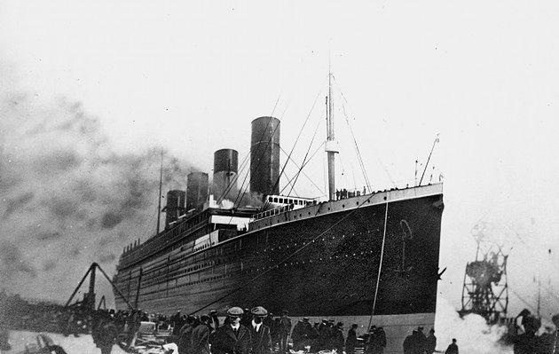 Titanic - 101 rocznica katastrofy