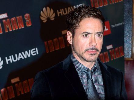 Syn Roberta Downeya Jr. aresztowany