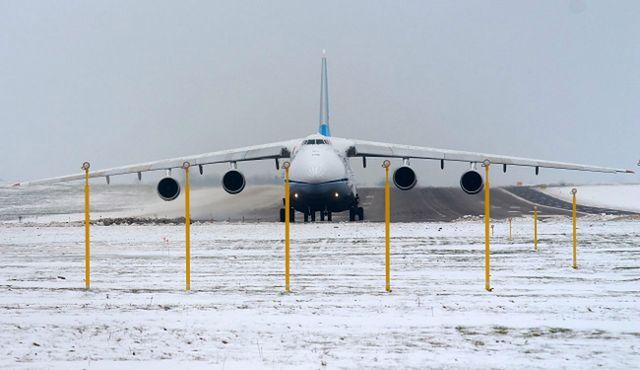 Latający olbrzym wylądował pod Lublinem - zdjęcia