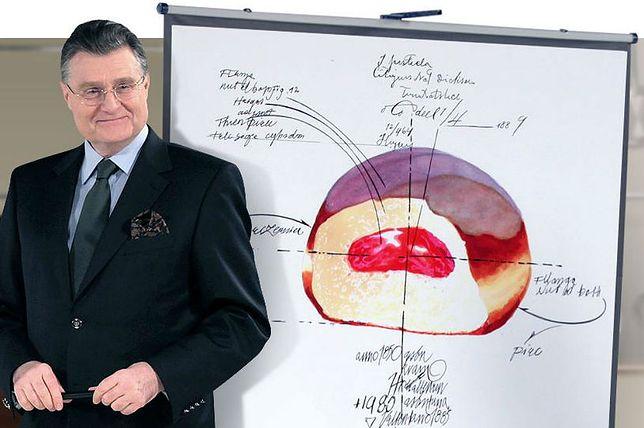 Prof. Andrzej Blikle mówi o kulisach zamknięcia słynnej siedziby cukierni