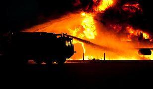 Pożar w Koszalinie / zdjęcie poglądowe