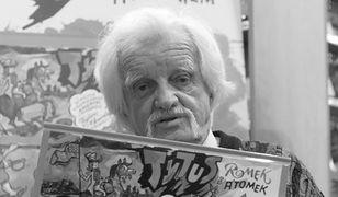 Henryk Jerzy Chmielewski nie żyje. Popularny Papcio Chmiel był twórcą Tytusa, Romka i A'Tomka