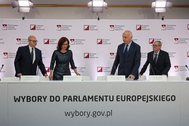 Wybory do Europarlamentu 2019. Pierwsza konferencja PKW.