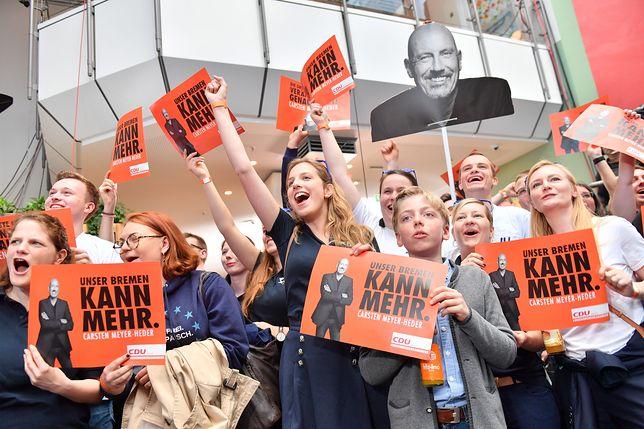 Frekwencja wyborcza w wyborach do Europarlamentu w Niemczech wyniosła 59 proc.