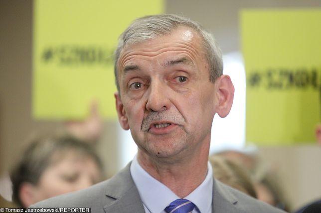 Sławomir Broniarz (szef Związku Nauczycielstwa Polskiego)