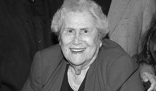 Elsa Raven nie żyje. Miała 91 lat