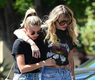 Miley Cyrus i Kaitlynn Carter rozstały się po kilkutygodniowym romansie
