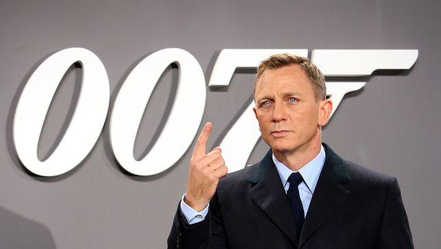Daniel Craig ponownie wcielił się w Jamesa Bonda