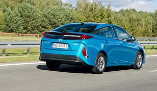 Toyota Prius Plug-in Hybrid po 1000 km - test