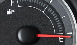 1. Z której strony znajduje się wlew paliwa