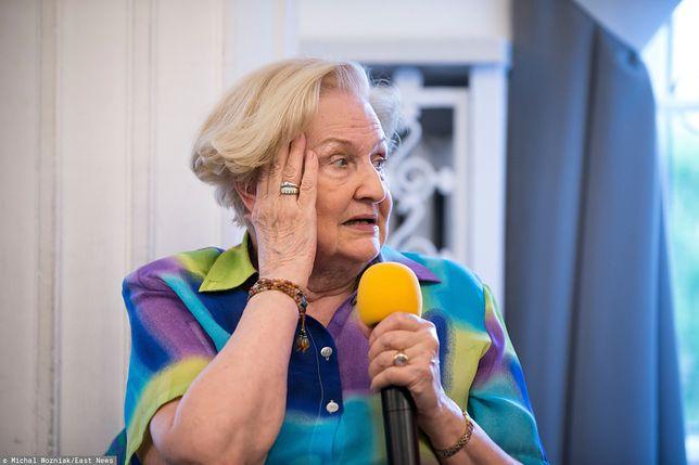 Prof. Ewa Łętowska jednoznacznie: ujawnienie majątku to przysługa dla premiera
