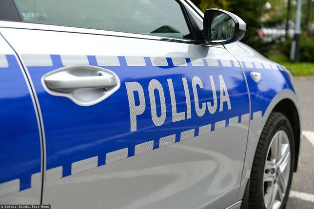 10-latek zgłosił się na komisariat policji w Luboniu