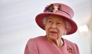 Królowa Elżbieta II wystąpiła publicznie. Nie założyła maseczki